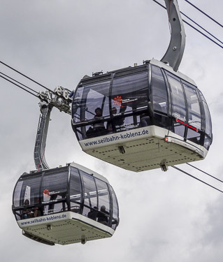 how to get to cable car emerald