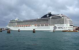 Msc Poesia Ship Description