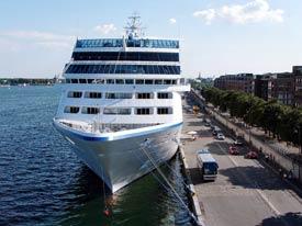 Dettagli webcam Copenhagen Strada
