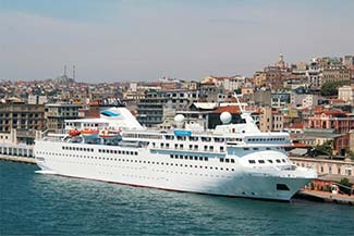 VOYAGER in Istanbul