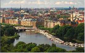 Stockholm Tourism and Travel Information
