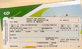 Lisbon Madrid Night Train Tickets And Reservations