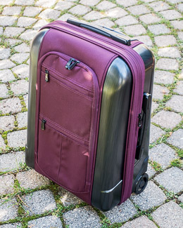A Detailed Look At The Rick Steves Ravenna Rolling Case