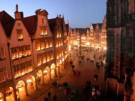 Mnster Travel and Tourist Information