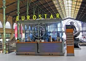 Eurostar Paris London