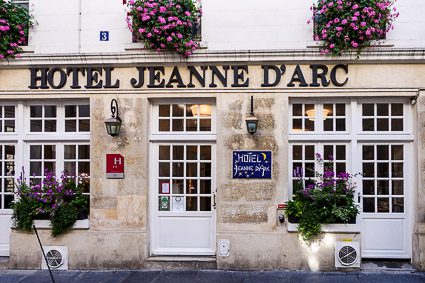 Paris Hotels In The Marais 4th Arr