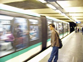 Paris Metro 2020