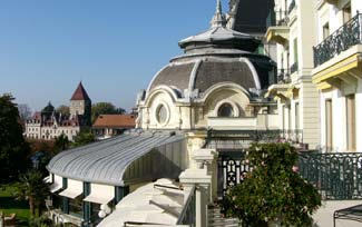 Lausanne Hotels and Hostels