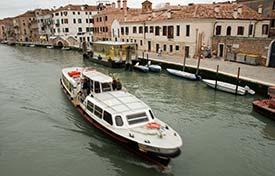 Venice ACTV Vaporetto and Bus Fares (2019)