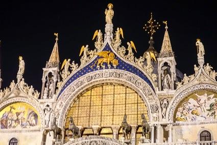 Basilica Di San Marco Venice For Visitors