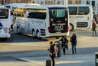 Venice Airport Buses 2021 Venice For Visitors