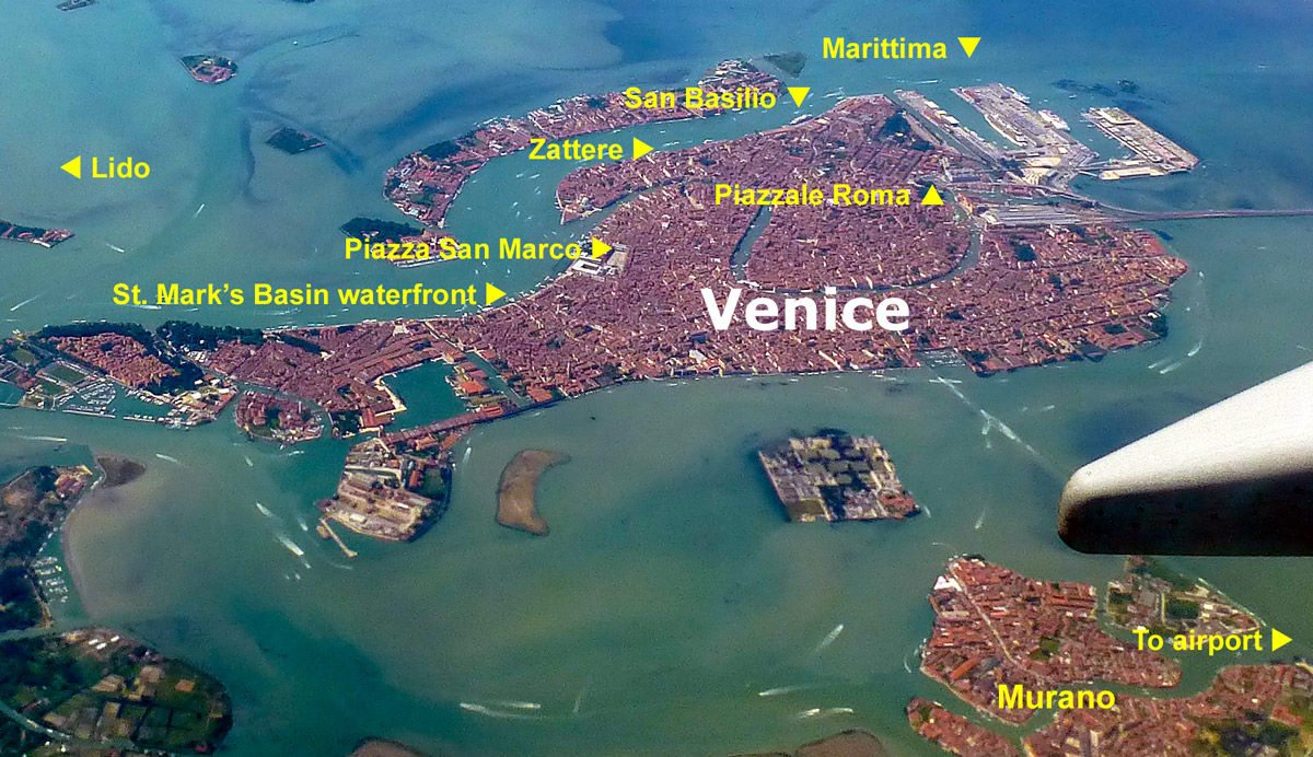 Venice Cruise Terminal Hotels on