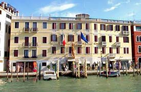 Venice Airport To Hotel Carlton On The Grand Canal