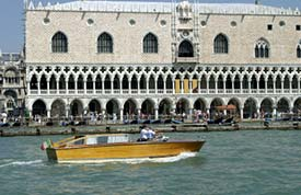 venice water taxis 2018